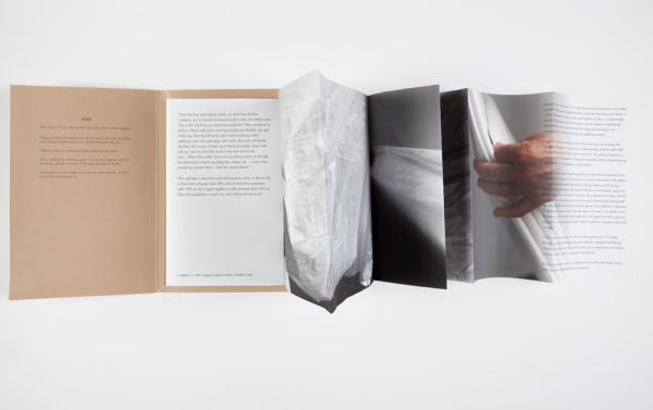 FOLD (2012) Artists' Book